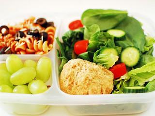 减肥午餐食谱
