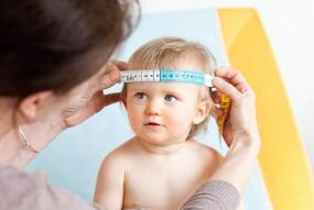 宝宝发育指标